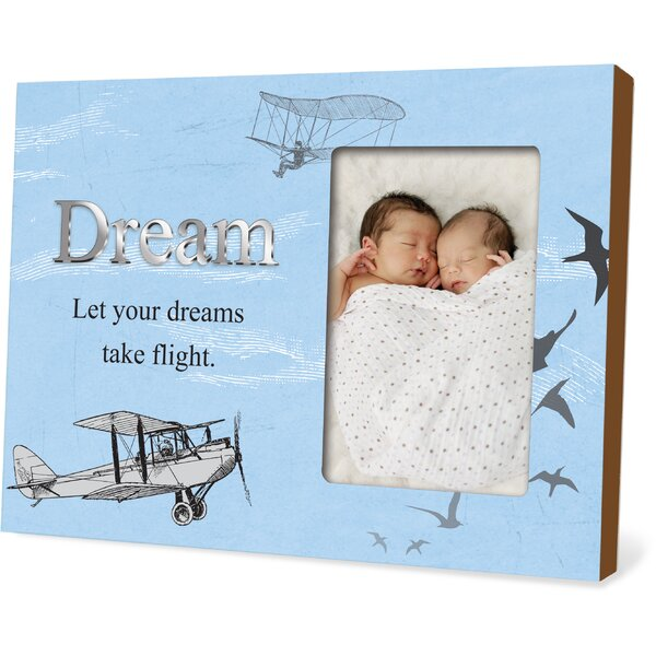 Dream Timeless Wisdom Picture Frame by Angelstar
