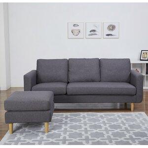 Lorenzo 3 Seater Reversible Corner Sofa