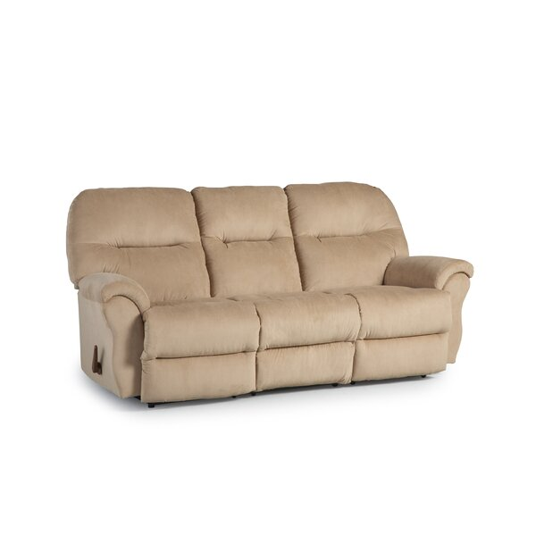 New Look Style Mishti Reclining Sofa by Red Barrel Studio by Red Barrel Studio
