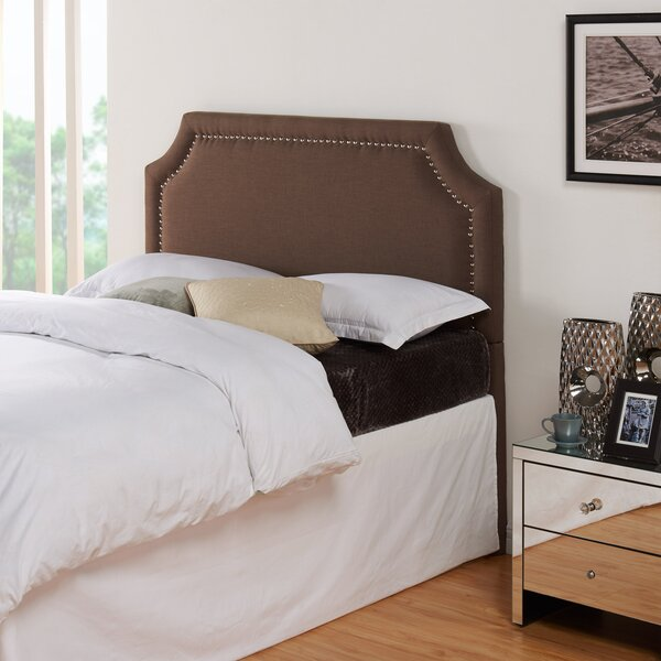 Signe Upholstered Panel Headboard By Andover Mills