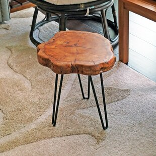 Compare & Buy Sari Unique Surface End Table By Union Rustic