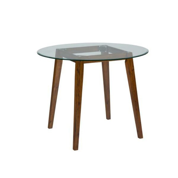 Aadvik Contemporary Pub Table by George Oliver