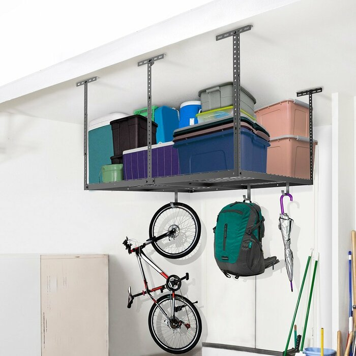 the and of racks gravity more rack pin with air maximize ceiling zero space spaces technology storage help compression ceilings