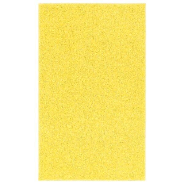 Anika Sunshine Yellow Area Rug by Viv + Rae