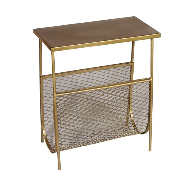 Ezio Occasional End Table By Mercer41