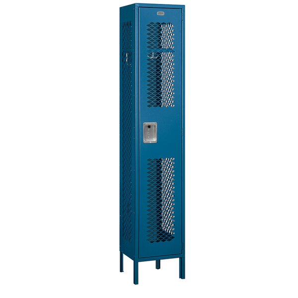 1 Tier 1 Wide Gym Locker by Salsbury Industries1 Tier 1 Wide Gym Locker by Salsbury Industries