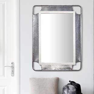 Williston Forge Clarkedale Hanging Accent Mirror
