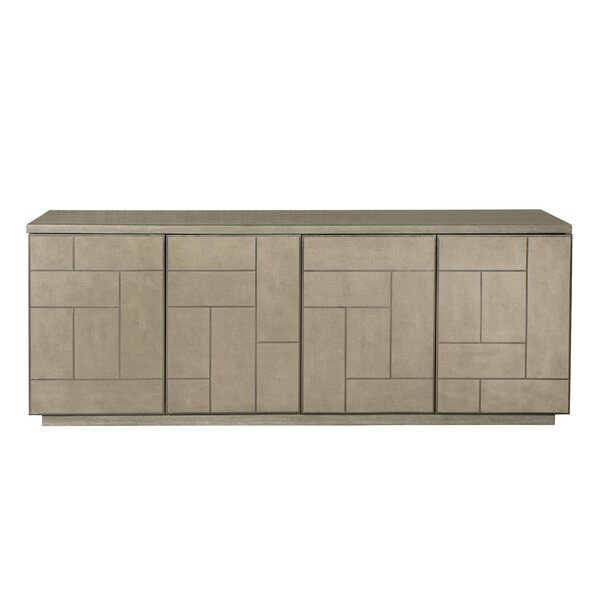 Mosaic TV Stand For TVs Up To 88
