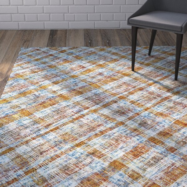 Valverde Hand-Tufted Haute Area Rug by Wrought Studio