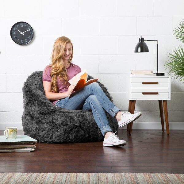 Big Joe Milano Bean Bag Lounger by Comfort Researc