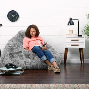 Big Joe Teardrop Bean Bag Chair by Comfort Research