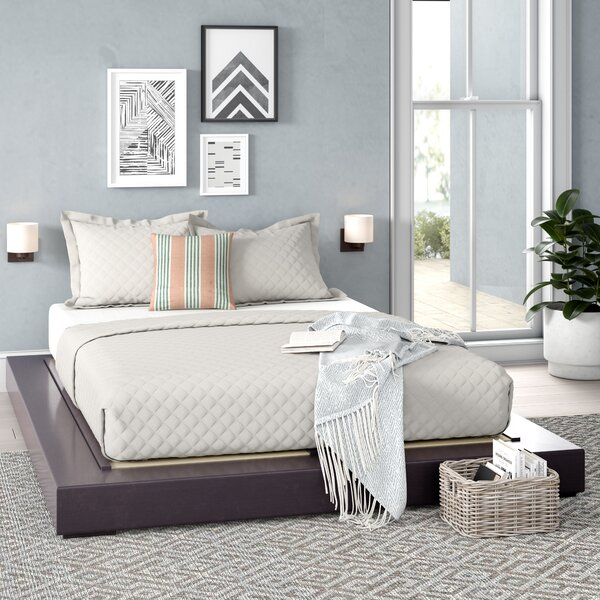 Bojanov Platform Bed by Latitude Run Latitude Run