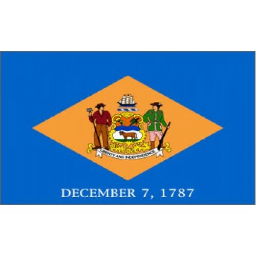 Delaware Traditional Flag by NeoPlex