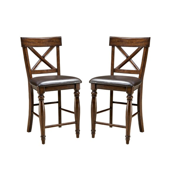 Whisler 24 Bar Stool (Set of 2) by Millwood Pines