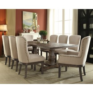 Extending Dining Room Tables rectangular kitchen & dining tables you'll love | wayfair