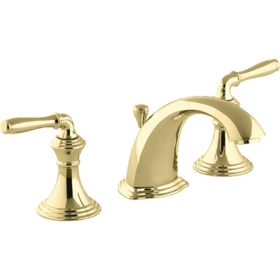 Faucet Drain Polished Brass photo