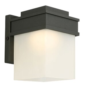 Big Save Bayfield 1-Light Outdoor Sconce By Design House