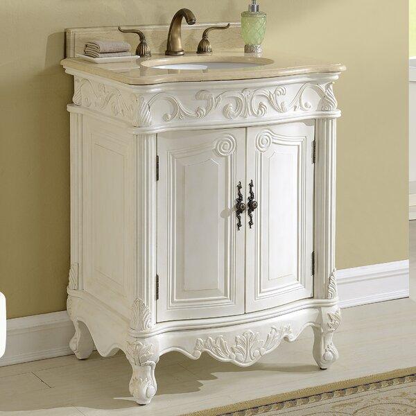 Alexis 27 Single Bathroom Vanity Set by Astoria Grand