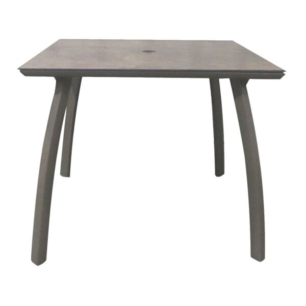 Leighann Square Dining Table by Orren Ellis