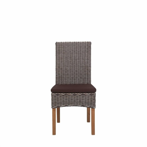 Mckayla Solid Wood Dining Chair (Set of 2) by Bay Isle Home