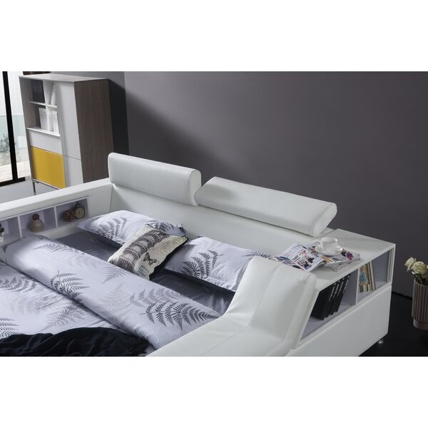 Waylen Upholstered Low Profile Platform Bed By Orren Ellis