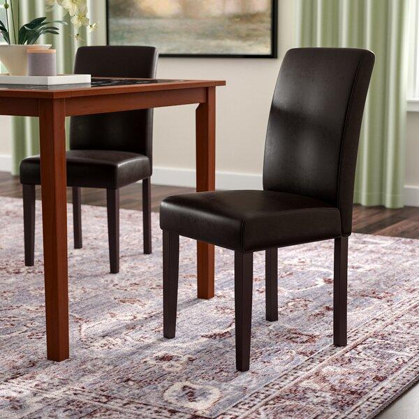 Donnellson Upholstered Dining Chair (Set of 2) by Winston Porter Winston Porter
