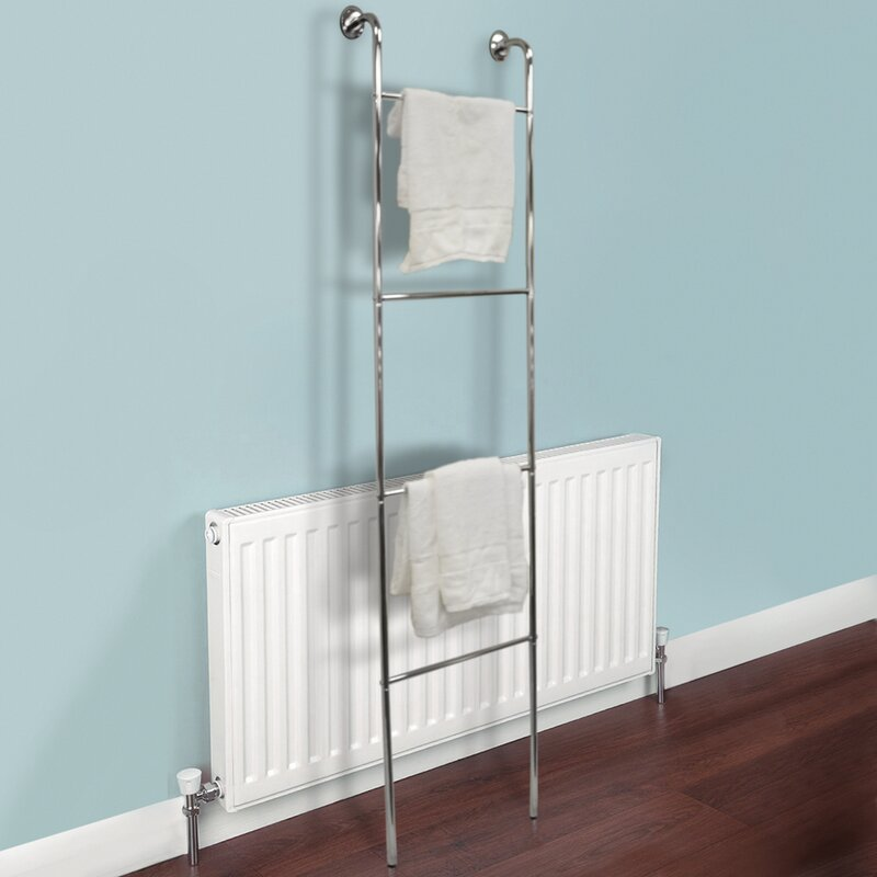 house additions wall mounted towel rack reviews. Black Bedroom Furniture Sets. Home Design Ideas