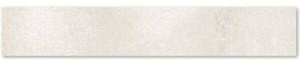 Burton Stone 6 x 36 Porcelain Field Tile in Vision Off-White by Walkon Tile