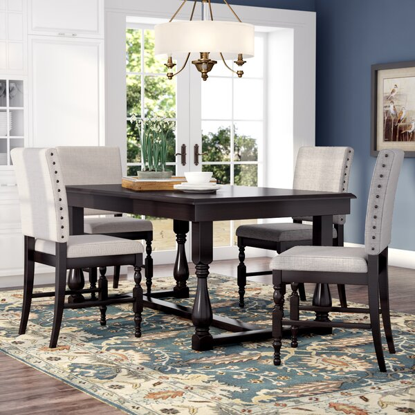 Dresden 5 Piece Dining Set by Darby Home Co Darby Home Co