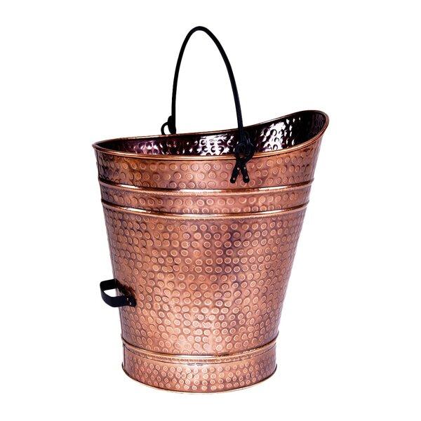Pecktonville Pellet Bucket By Gracie Oaks