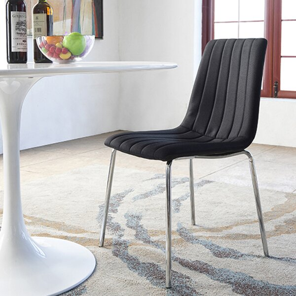 Barstow Upholstered Dining Chair (Set of 4) by Brayden Studio