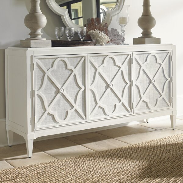 Ivory Key Hawkins Point Buffet Table by Tommy Bahama Home