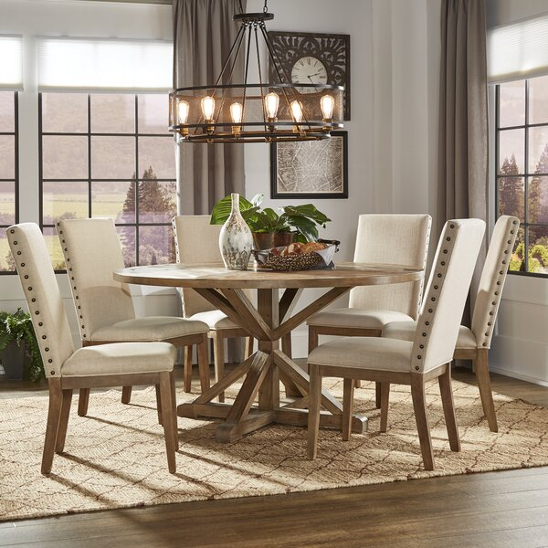7 Piece Dining Set by Laurel Foundry Modern Farmhouse Laurel Foundry Modern Farmhouse