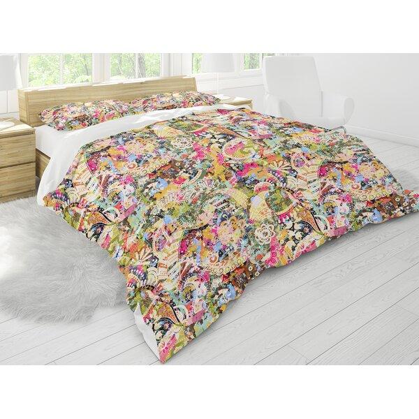 Fratar Comforter Set By Bloomsbury Market