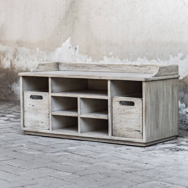 Lyles Storage Bench by Loon Peak