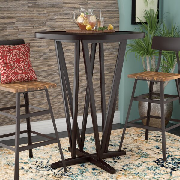 Frahm Pub Table By World Menagerie Cheap