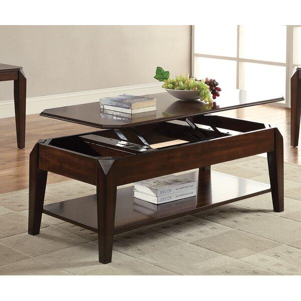 Salamone Coffee Table with Lift Top by Ebern Designs Ebern Designs