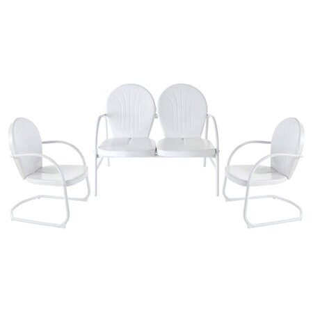 Timothea 3 Piece Sofa Set by Mercury Row