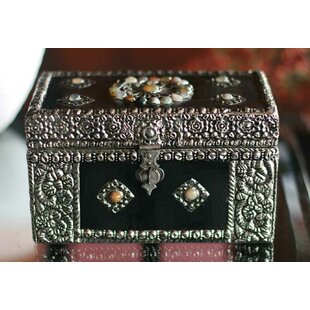 Best Repousse Jewelry Box By Novica