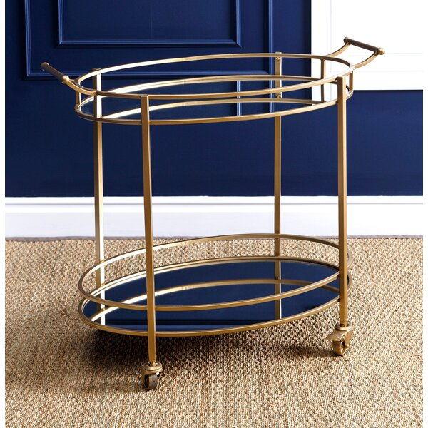 Herald Bar Cart by Willa Arlo Interiors