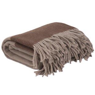 Broughton Wool Throw Blanket
