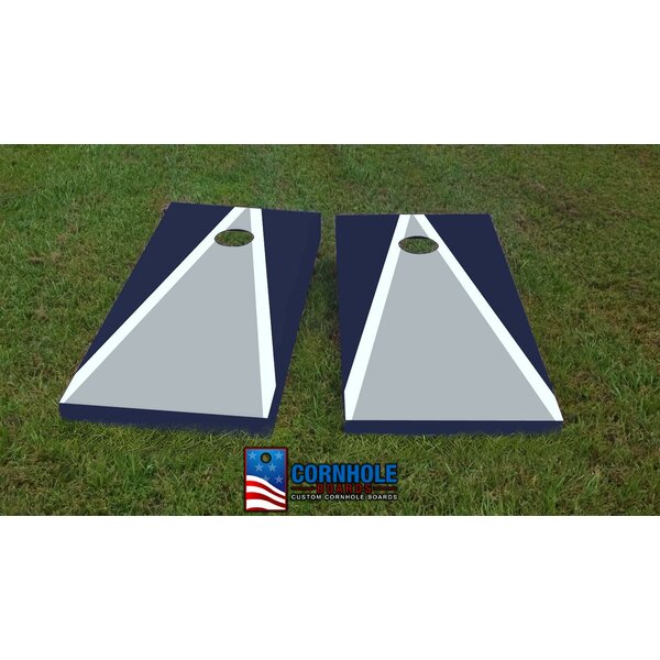 Dallas Cowboys Cornhole Game (Set of 2) by Custom Cornhole Boards