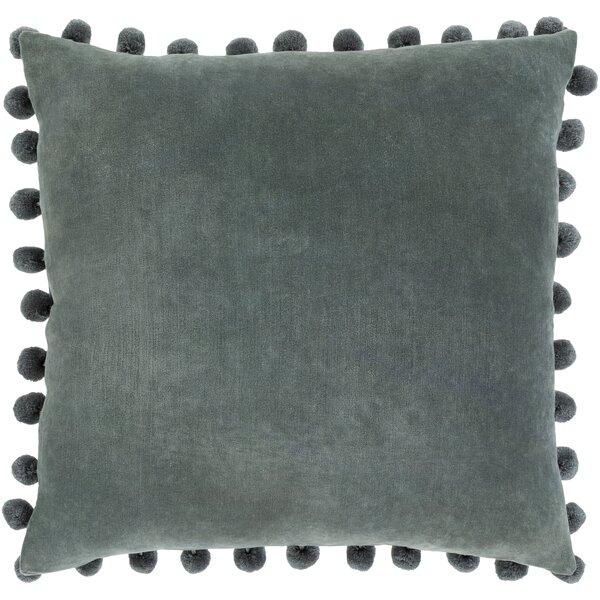 Serengeti Cotton Throw Pillow by Surya