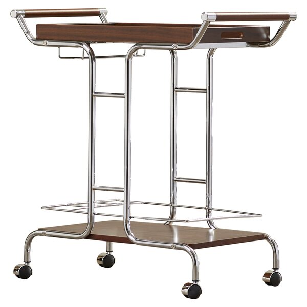 Irvin Bar Cart by Zipcode Design Zipcode Design
