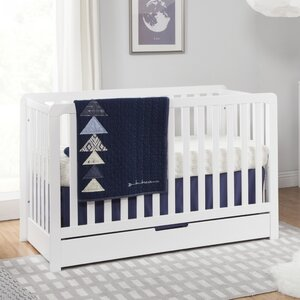 Colby 4-in-1 Convertible Crib with Storage