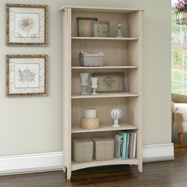 Comparison Salina Standard Bookcase by Three Posts