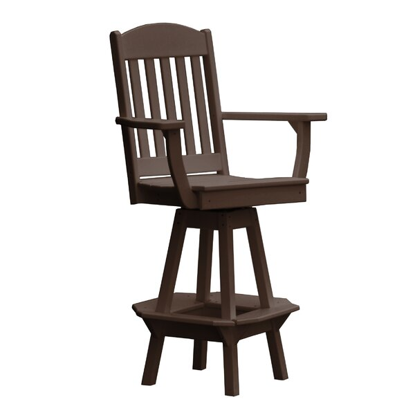 Rochester 49 Patio Bar Stool by Radionic Hi Tech
