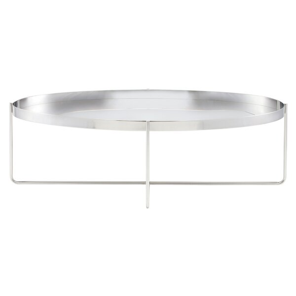 Roseman Coffee Table with Tray Top by Willa Arlo Interiors