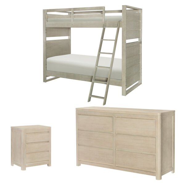 Indio Standard Bunk Configurable Bedroom Set by Wendy Bellissimo by LC Kids