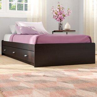 Distefano Twin Storage Platform Bed